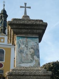 Křížová cesta Chlum u Třeboně - 13. zastavení