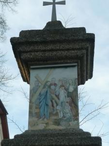 Křížová cesta Chlum u Třeboně - 8. zastavení