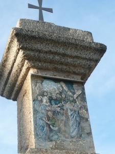 Křížová cesta Chlum u Třeboně - 3. zastavení