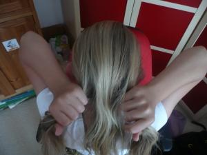 Rozdělení vlasů